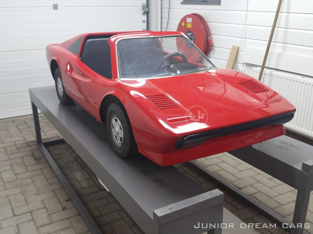 ferrari 308gts agostini restauratie junior dream cars. Black Bedroom Furniture Sets. Home Design Ideas